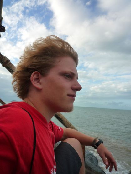 Simi am Meer